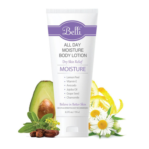 Belli Skincare All Day Moisture Body Lotion