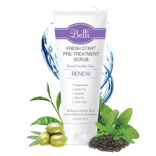 Belli Skincare Fresh Start Pre-Treatment Scrub