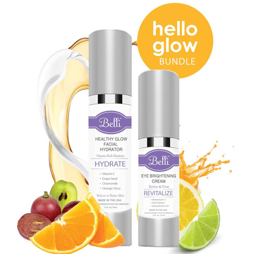 Belli Skincare Hello Glow Bundle