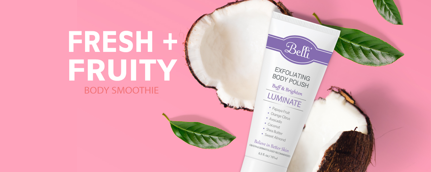 VeganCoconut Body Exfoliting Wash
