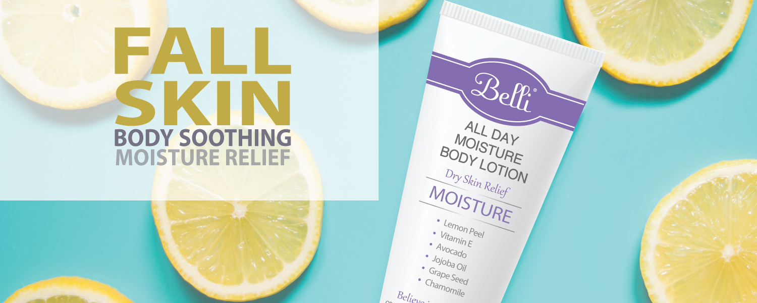 Dry skin relief lotion