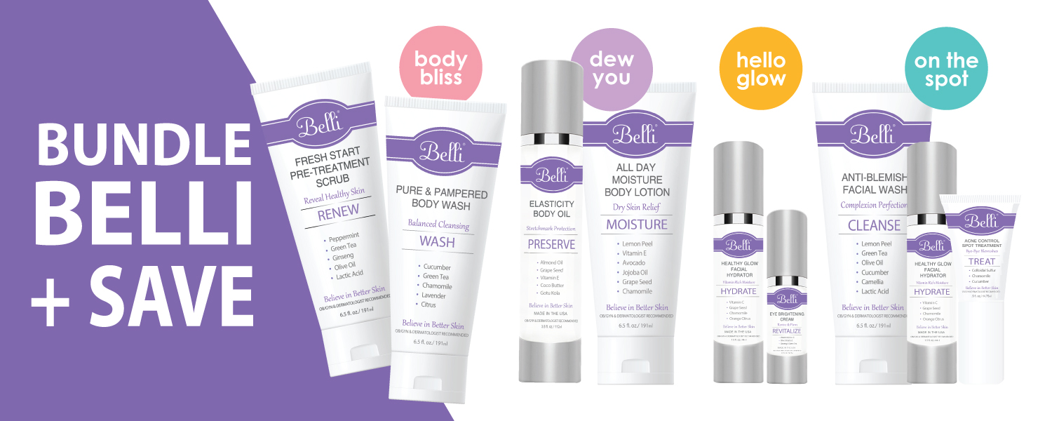 Bundle Belli Skincare Save Money