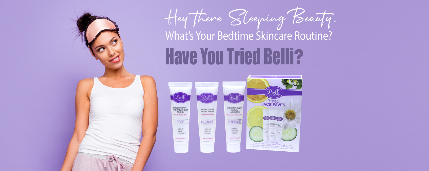 Try Belli Skincare Mini Set