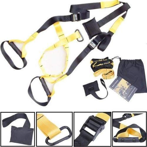 TRX Suspension straps