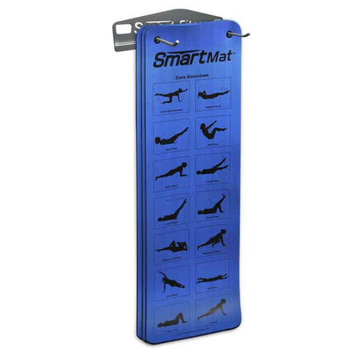 Smart Mat Rack, Wall Mounted Commercial Package