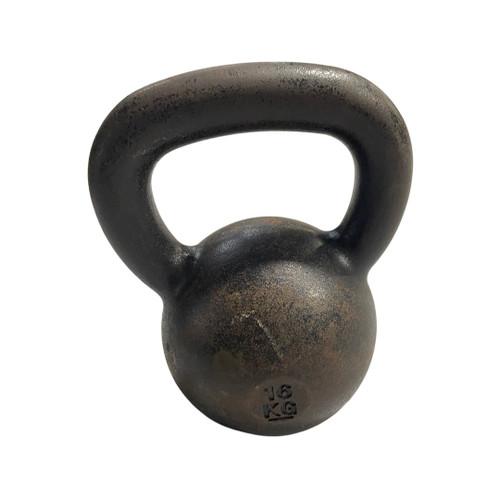 Steel Kettlebell 16kg (35.27 Lbs) - Used