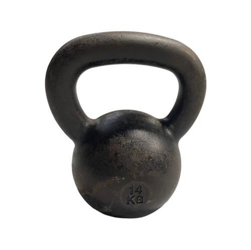 Steel Kettlebell 14kg (30.86 Lbs) - Used