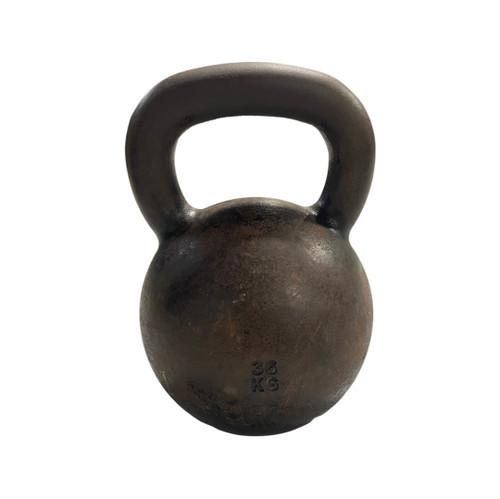 Steel Kettlebell 36kg (79.36Lbs) - Used