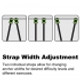 Smart Straps Ceiling/Wall Mount Commercial Package