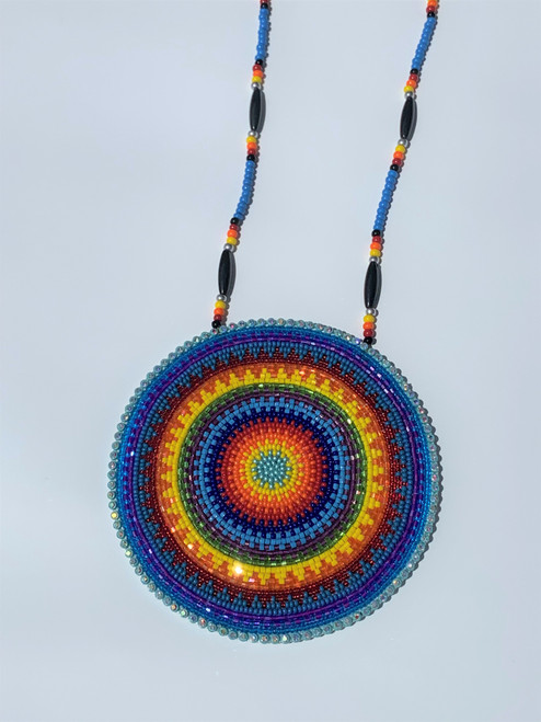 Rainbow Medallion