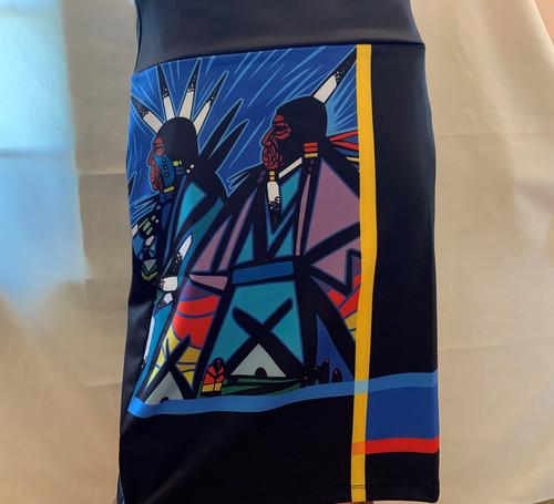 Warriors Skirt