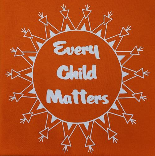 Every Child Matters T-Shirt (Unisex Sizing)