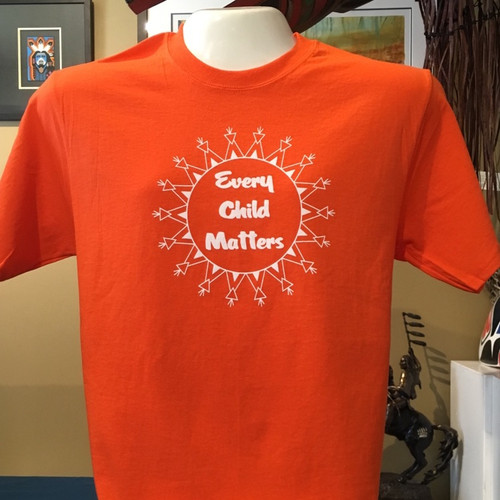 KIDS Every Child Matters Tshirt
