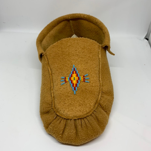 Men's size 9 Moosehide moccasin