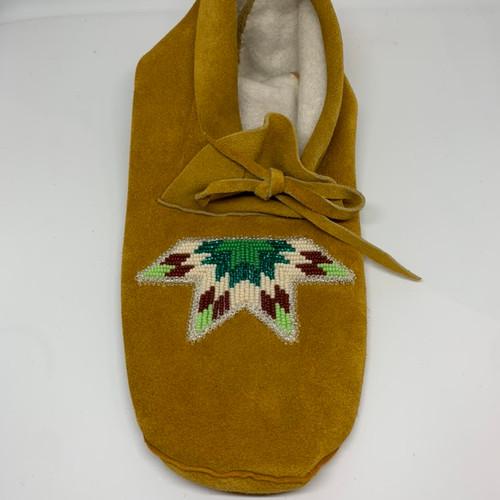Men's size 12 plains style moccasin