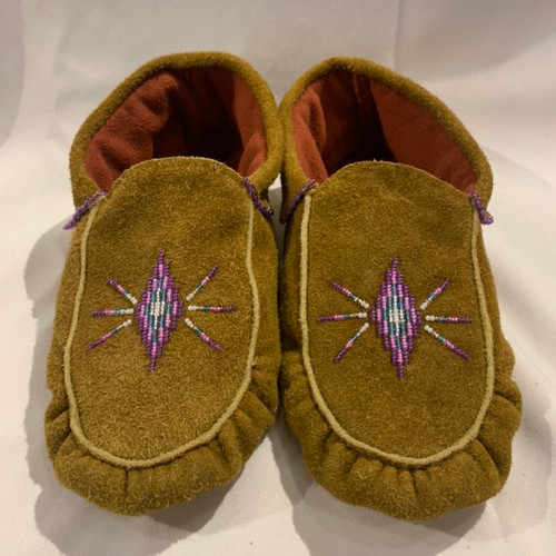 Moccasin Making Workshop- ladie's size