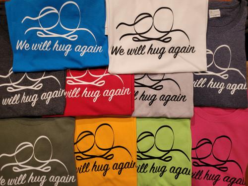 We Will Hug Again (Ladies T-shirts)