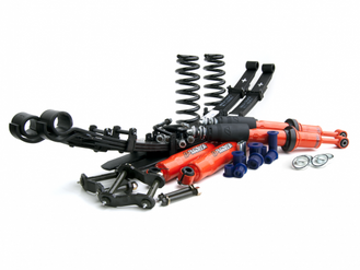 Choosing the Right Suspension Kit for your 4WD