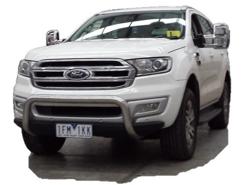 Clearview Towing Mirrors - Ford Everest UA