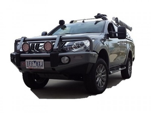 Clearview Towing Mirrors - Mitsubishi Triton MQ