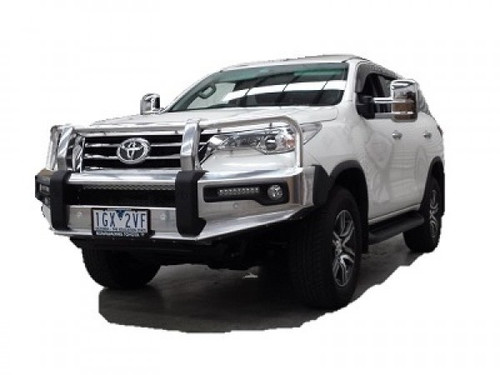 Clearview Towing Mirrors - Toyota Fortuner