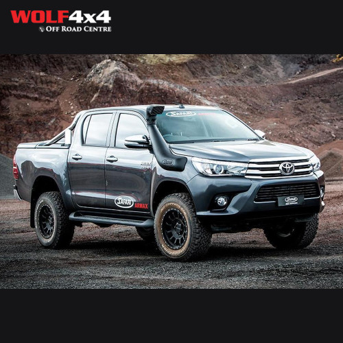 Safari Armax Snorkel  - Toyota Hilux N80 (2015 - Current)