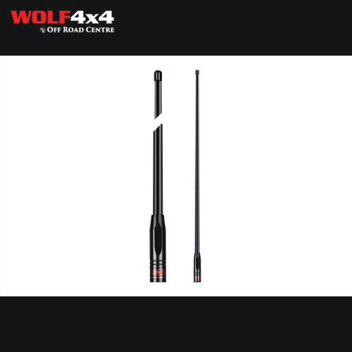 GME AW4705B UHF Antenna Whip, BLACK to suit AE4705B