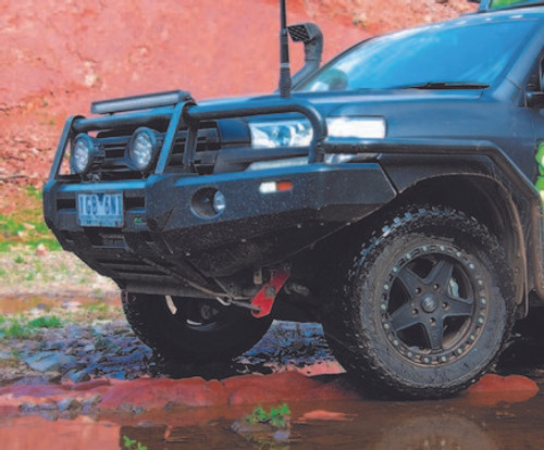 Ironman 4x4 Rated Recovery Points - Toyota Landcruiser 200 Series (2007 - Current)
