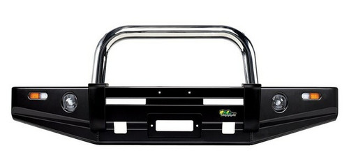 Ironman 4x4 Single Loop kit for Ironman Proguard No Loop Bar - Isuzu MU-X (2017 - Current)