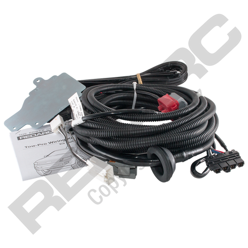 Redarc Tow-Pro Wiring Kit To Suit Ford Ranger & Everest with AEB