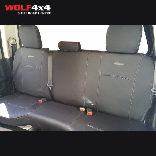 The Wet Seat - Ram 1500 Express Neoprene Seat Covers (Rear)