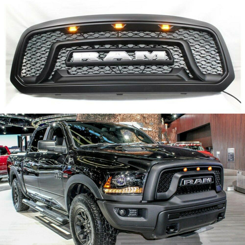 RAM Rebel Replica Grille - RAM 1500 DS (2013 - Current)