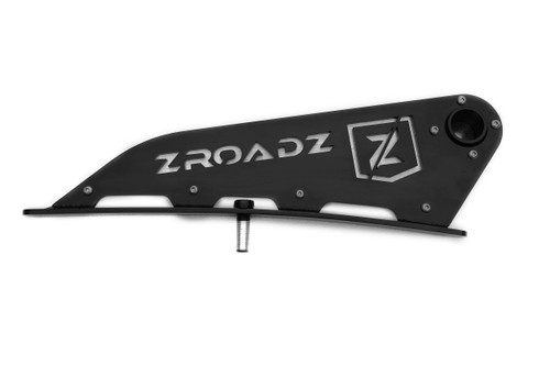 ZROADZ 2019+ Chev Silverado 1500 Front Roof Bracket Suits 50 Inch Straight LED Light Bar
