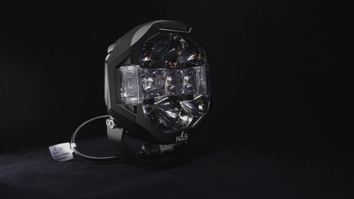 """HelioS 7"""" LED Driving Lights  (Each)"""