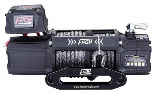 FROM Winch ANT 12500lb Rope