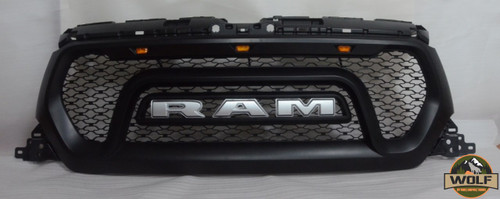 RAM Rebel Replica Grille - RAM 1500 DT (2020 - Current)