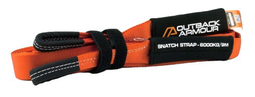 Outback Armour 6T/9M Snatch Strap