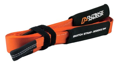 Outback Armour 8T/9M Snatch Strap