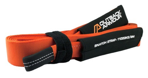 Outback Armour 11T/9M Snatch Strap