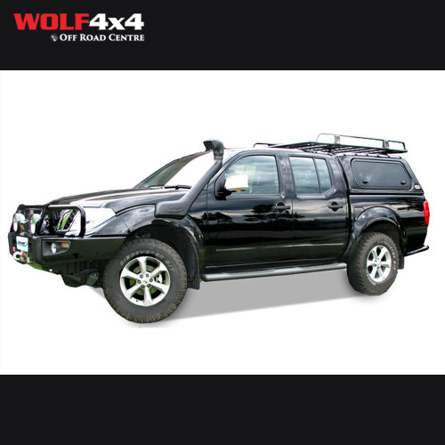 Safari Snorkel - Nissan Navara D40 ST / STX Spain Build 2.5 Turbo Diesel 2010+