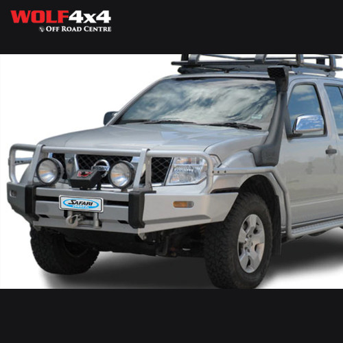 Safari Snorkel - Nissan Navara D40 ST / STX Thai Build 2.5 Turbo Diesel 2008-