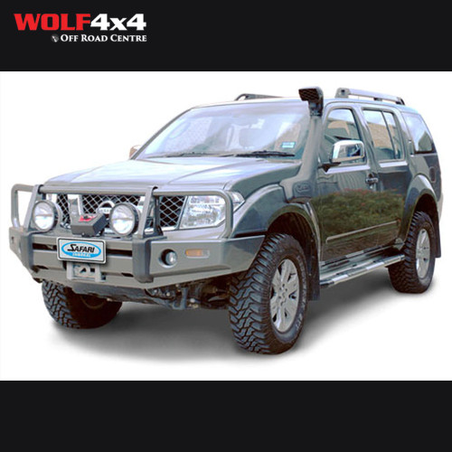 Safari Snorkel - Nissan Navara D40 ST / STX Spain Build 2.5 Turbo Diesel 2005-2009
