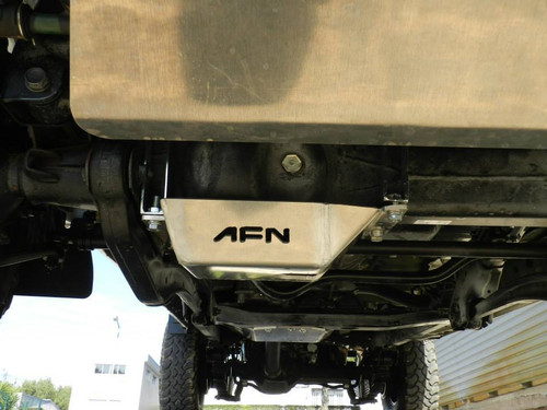 AFN Underbody Protection - Front Diff - Toyota Land Cruiser 70 Series (2007+)