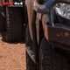 Ironman 4x4 Mitsubishi Triton ML/MN Steel Side Steps & Rails