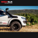 Safari Armax Snorkel - Ford Ranger PX/PX2/PX3 - 2.2 and 3.2L diesels (2011 - Current)
