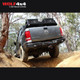 Drivetech 4x4 Rear Bar by Rival - Volkswagen Amarok (2011-Current)