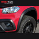 EGR Fender Flares Full Set - Mercedes Benz X-Class (2018 - Current)