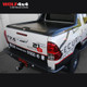 PIAK Premium Rear Step Towbar with Side Protection - Toyota Hilux (2015 - Current)