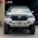 Drivetech 4x4 Front Bar by Rival - Toyota Hilux Rocco/N80 (2018 - Current)