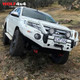 Ironman 4x4 Deluxe Commercial Bull Bar - Mitsubishi Triton MR (2019 - Current)